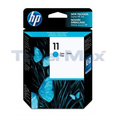 HP NO 11 INK CYAN